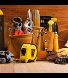 Herramientas y maquinaria para la construcción.
